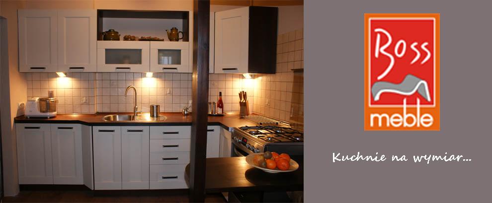 Kuchnie na wymiar z montażem